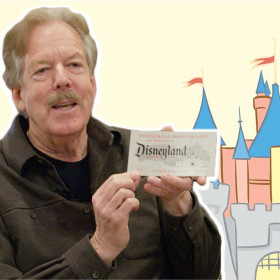 Tony Baxter ticket collection
