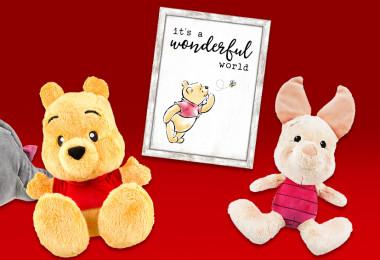 Winnie the Pooh shopDisney merchandise