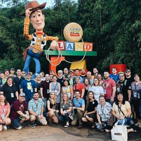 Toy Story Land behind-the-scenes event