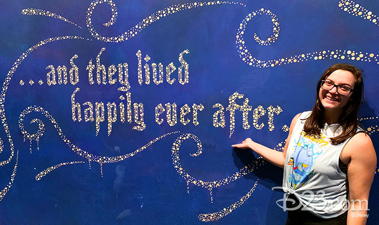 Happily ever after wall