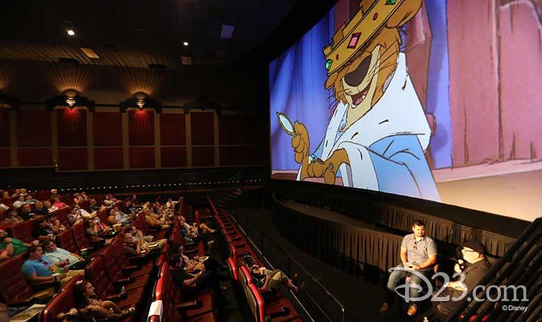 Robin Hood screening in Florida