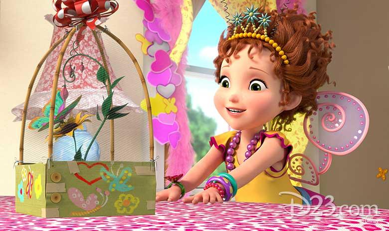 The 5 Fanciest Facts About Disney Junior S Fancy Nancy D23