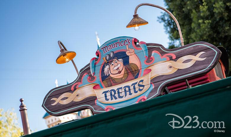 Maurice's Treats - non-dairy treats at Disney Parks