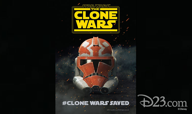 Star Wars: The Clone Wars returns