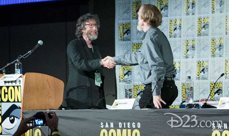 25 Years of Tim Burton's The Nightmare Before Christmas with D23: The Official Disney Fan Club at San Diego Comic Con