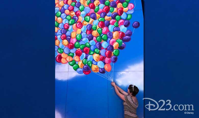 Walls of Disney