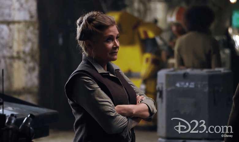 Star Wars General Leia