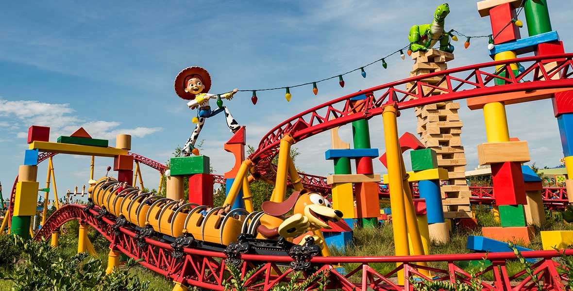 a to z slinky dog dash
