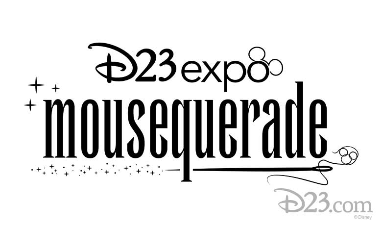 D23 Expo 2019 Mousequerade logo