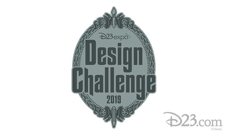 D23 Expo 2019 Design Challenge logo