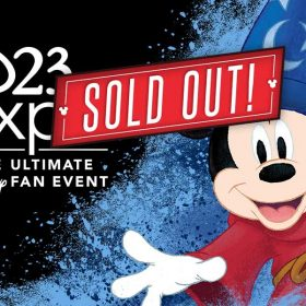 sorcerer expo sold out