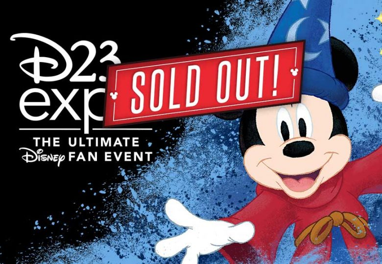 D23 Expo 2019 Sorcerer Package