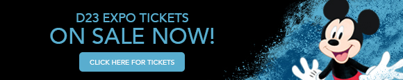 D23 Expo 2019 tickets on-sale banner