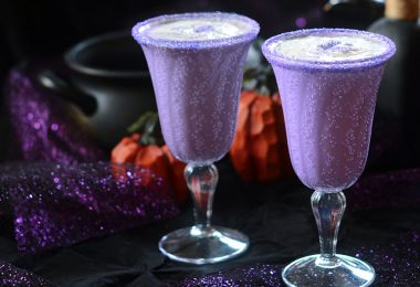 Deadly Nightshade Mocktail