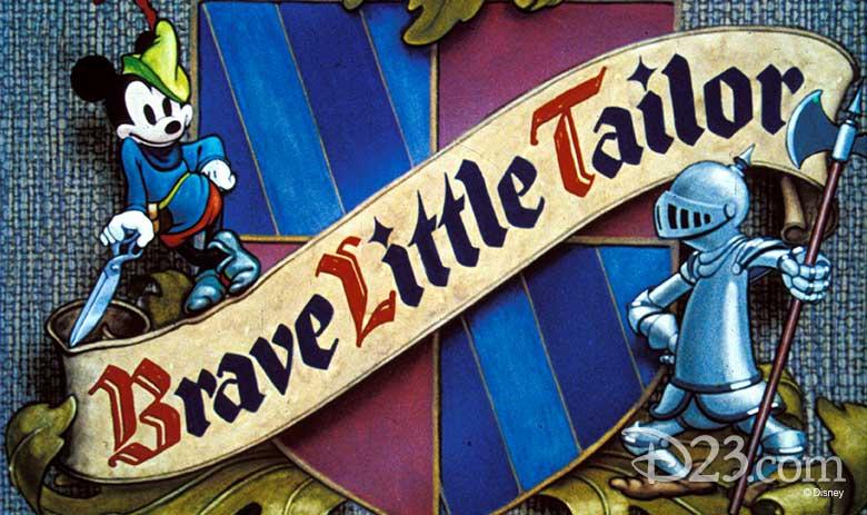 Brave Little Tailor