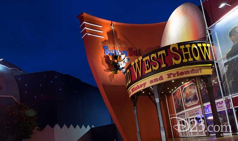 Wild Bill's Wild West Show