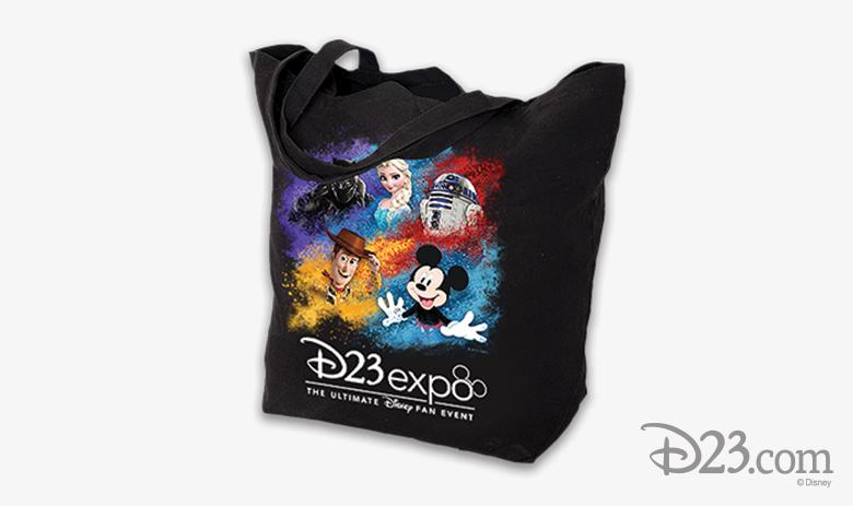 D23 Expo 2019 merchandise
