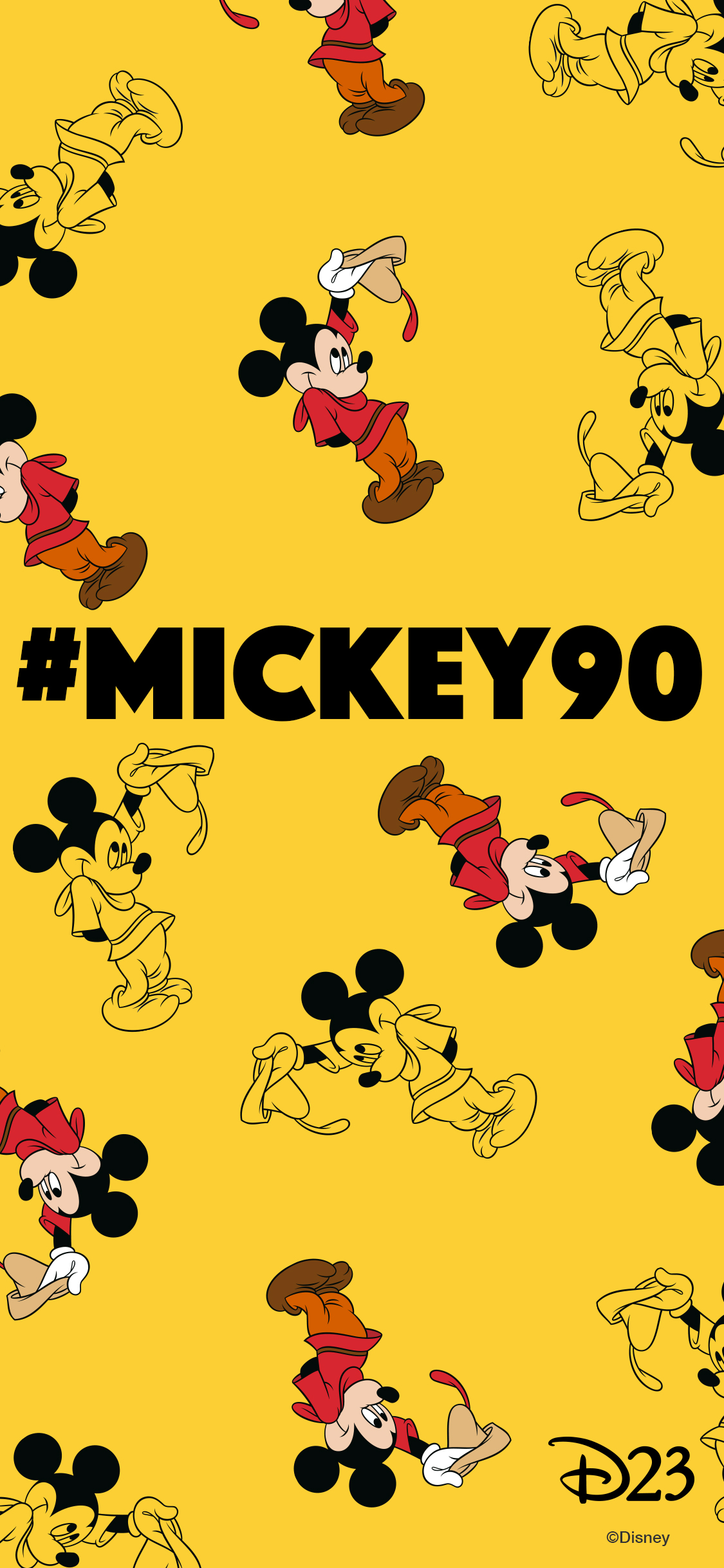 6 Mickey Mouse Phone Wallpapers to Make Your Phone a Mouse-terpiece - D23