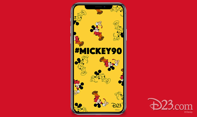 Mickey Mouse phone wallpapers