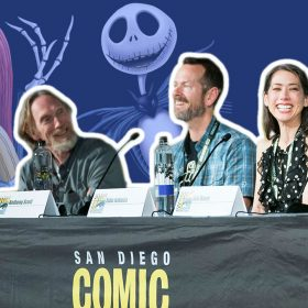 Nightmare Before Christmas at Comic-Con