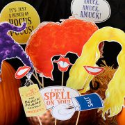 Hocus Pocus Photo Props