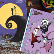 GHASTLY GOOD Spiral Notebook Covers