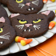 Binx the Cat Cookies