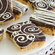 Jack's Swirly Crispy Rice Treats