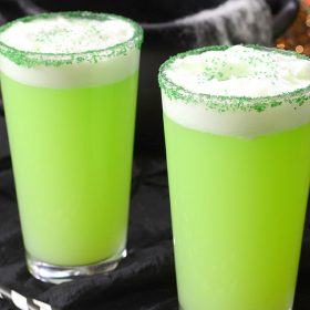 Hocus Pocus witches brew recipe