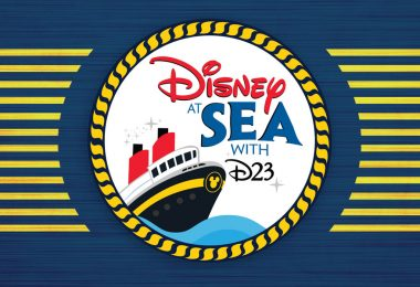 Disney at Sea with D23