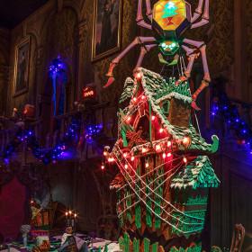 haunted Mansion holiday 2018