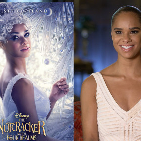 Misty Copeland from The Nutcracker and the Four Realms