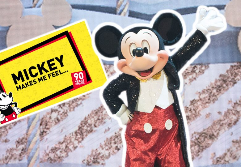 How Does Mickey Mouse Make You Feel? | Mickey's 90th Spectacular