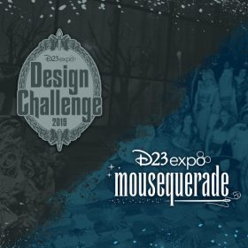 Mousequerade and Design Challenge banner