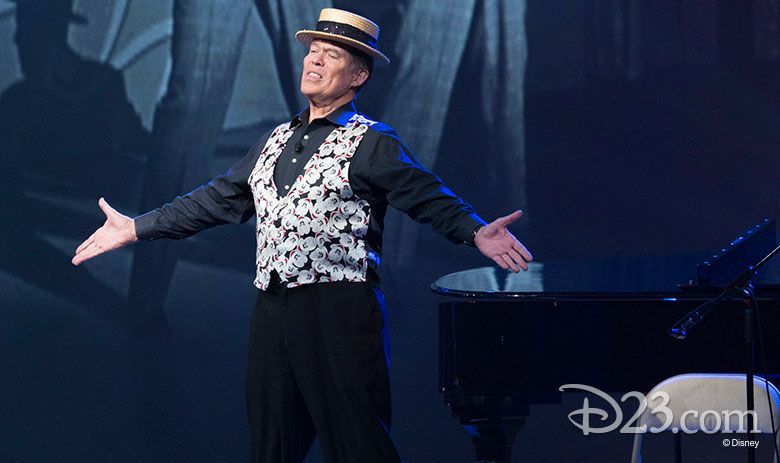 Mickey's 90th Spectacular talent
