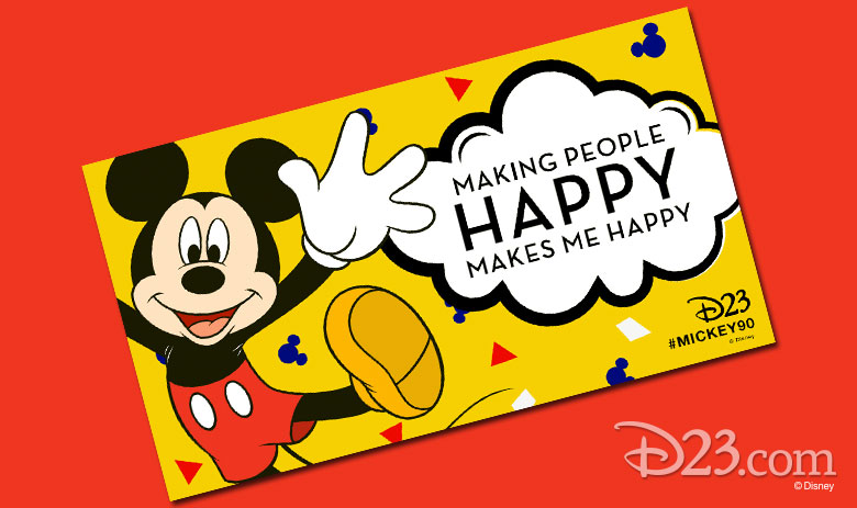 Mickey Mouse quotes shareables