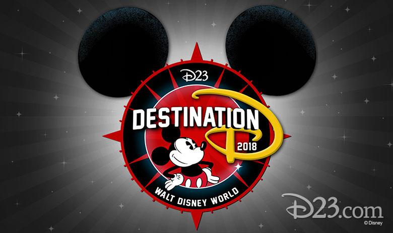 Destination D: Mickey Mouse