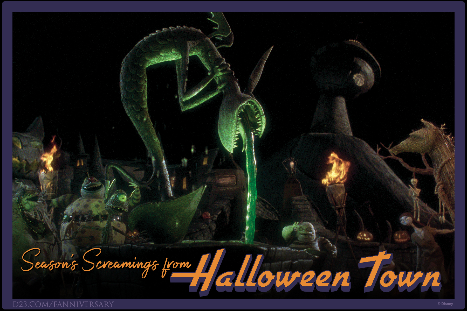 Christmas Halloween.What S This Shareable Halloween Town And Christmas Town