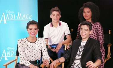 Andi Mack Stars Take On The Ultimate Disney Channel Trivia Challenge