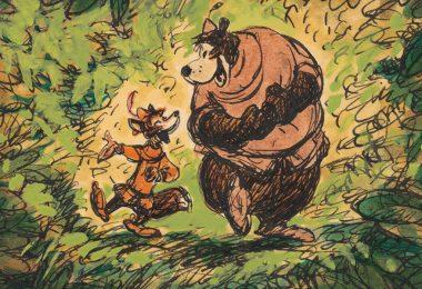 Robin Hood artwork from ARL
