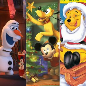 Disney holiday shows