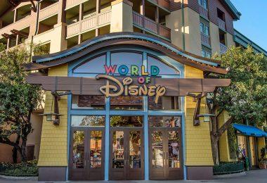 World of Disney reimagining