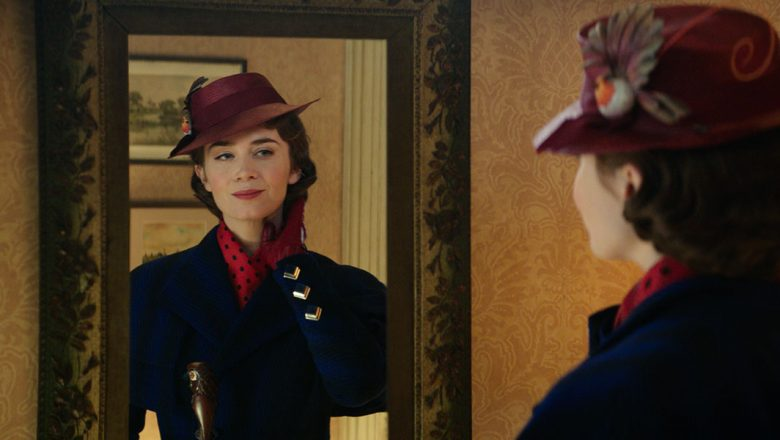 Practice Makes Practically Perfect On The Set Of Mary Poppins Returns D23