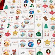 Mickey's Christmas Matching Game