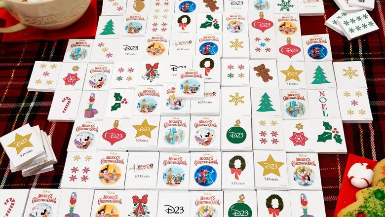 Holiday matching game