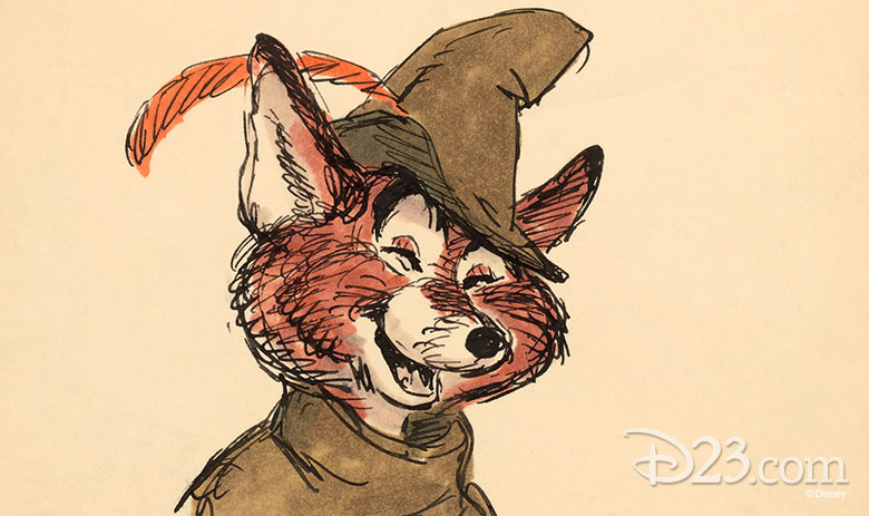 Robin Hood artwork from ARL