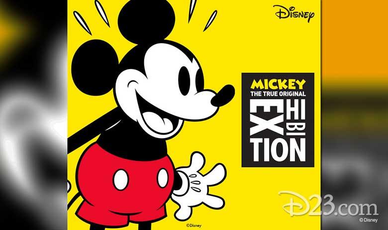 mickey 90 exhibit