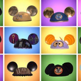 Mickey Ears Through the Ears