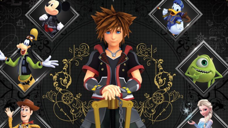 Kingdom Hearts III Experience is Coming to Disney Springs - D23