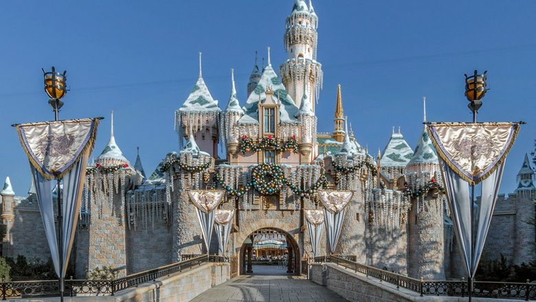 7 Disney Parks Holiday Decorations Around the World to Fill You with Seasonal Cheer